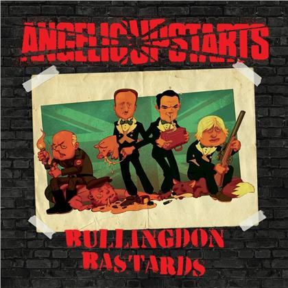 Angelic Upstarts - Bullingdon Bastards (2020 Reissue, Limited Edition, LP)