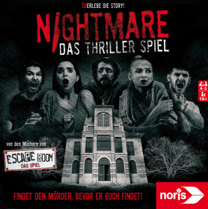 Nightmare Das Thriller Spiel (Spiel)