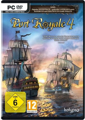 Port Royale 4