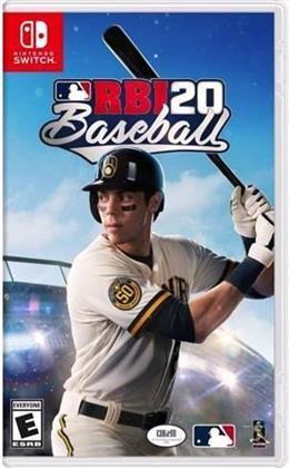 MLB RBI 20 Baseball