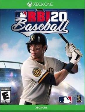 MLB RBI 20 Baseball