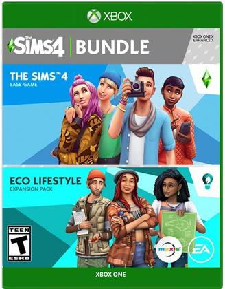 Sims 4 Eco Lifestyle Bundle