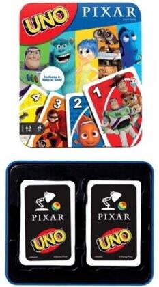 Uno Pixar 25Th Anversary