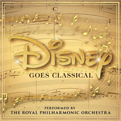 Royal Philharmonic Orchestra - Disney Goes Classical (LP)