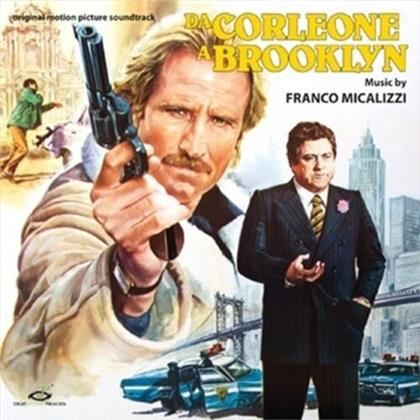 Franco Micalizzi - Da Corleone A Brooklyn (2020 Reissue, Digitmovies)