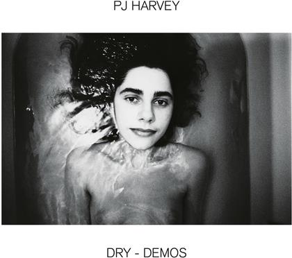 PJ Harvey - Dry - Demos (LP)
