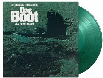 Klaus Doldinger - Das Boot - OST (Limited, Music On Vinyl, Green Vinyl, LP)