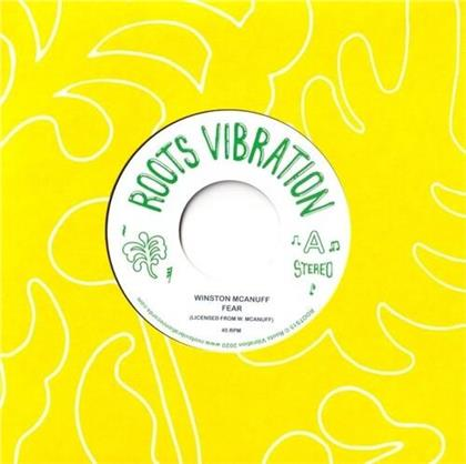 "Winston McAnuff - Fear (7"" Single)"