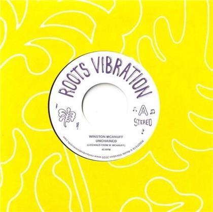 "Winston McAnuff - Unchained (7"" Single)"