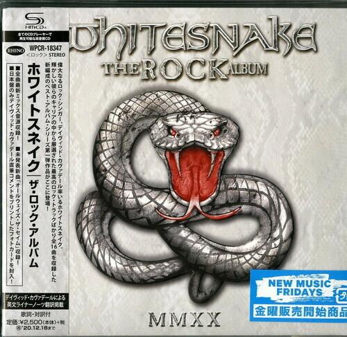 Whitesnake - Rock Album: Mmxx (Japan Edition)
