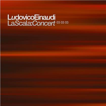 Ludovico Einaudi - La Scala (Concert 03.03.03) (2020 Reissue, 2 CDs)
