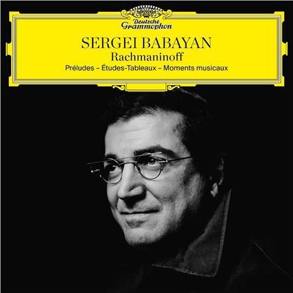 Sergei Babayan - Rachmaninov Recital