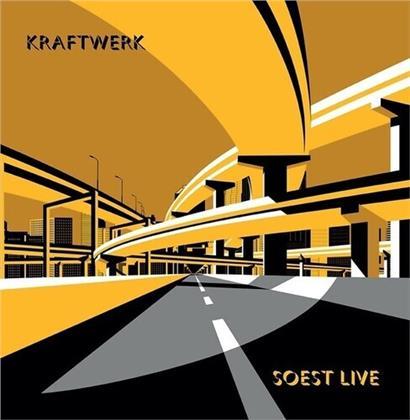 Kraftwerk - Soest Live (LP)