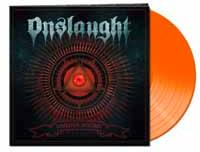 Onslaught - Generation Antichrist (Plastichead Exclusive, Orange Vinyl, LP)
