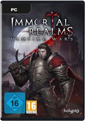 Immortal Realms - Vampire Wars (German Edition)