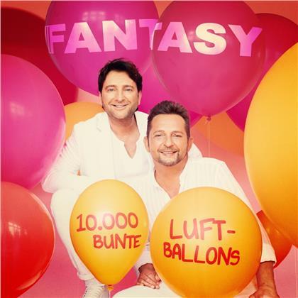 Fantasy (Schlager) - 10.000 bunte Luftballons (Deluxe Edition)