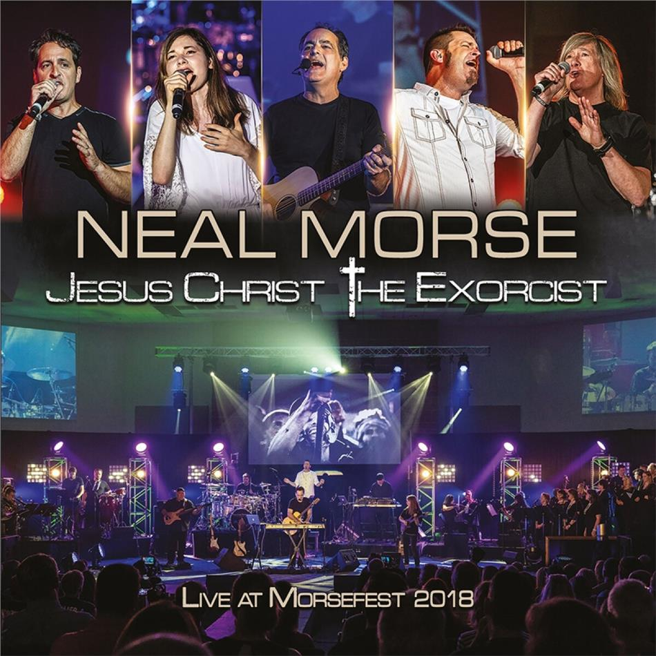 Neal Morse - Jesus Christ The Exorcist - (Live At Morsefest 2018) (2 CDs + DVD)