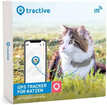 Tractive Katzen Tracker GPS LTE