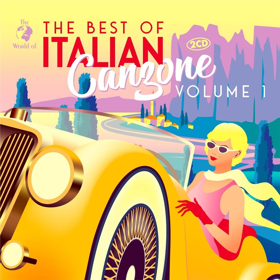 The Best Of Italian Canzone Vol. 1 (2 CDs)