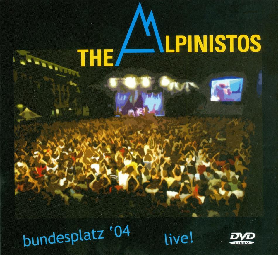 The Alpinistos - bundesplatz '04 live!