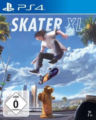Skater XL (German Edition)