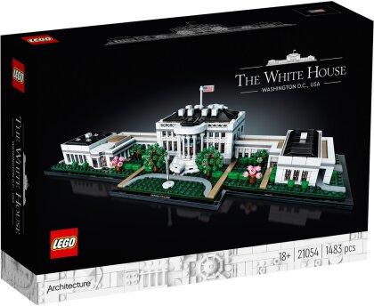 Das Weisse Haus - Lego Architecture,