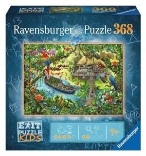 EXIT KIDS: Die Dschungelexpedition - 368 Teile Puzzle