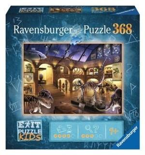 EXIT KIDS: Im Naturkundemuseum - 368 Teile Puzzle