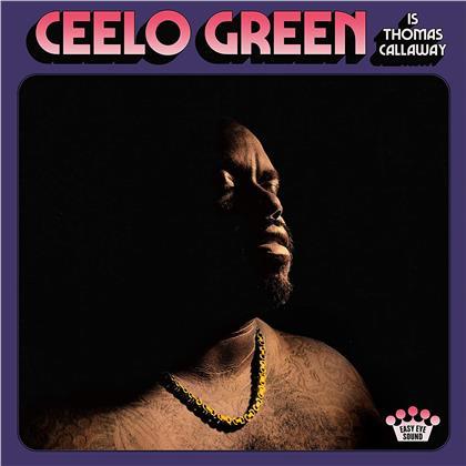 Ceelo Green - Ceelo Green Is Thomas Callaway (LP)
