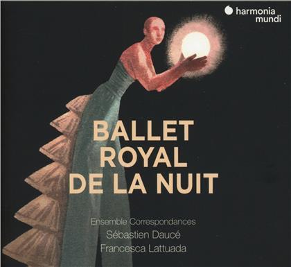 Ensemble Correspondances & Sébastien Daucé - Ballet Royal De La Nuit (4 CDs)