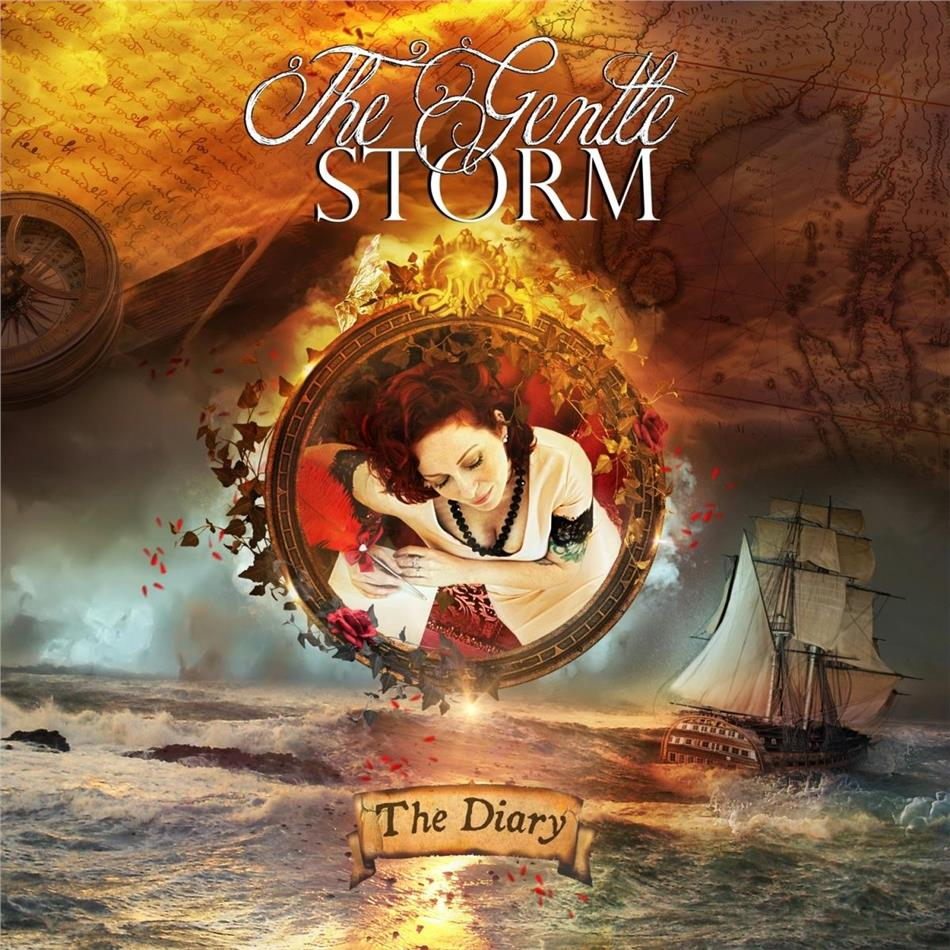 Gentle Storm - Diary (2020 Reissue, inside Out, 2 CDs)