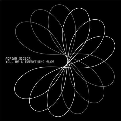 Adrian Sieber (Lovebugs) - You, Me And Everything Else (White Vinyl, LP)