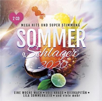 Sommer Schlager 2020 (2 CDs)