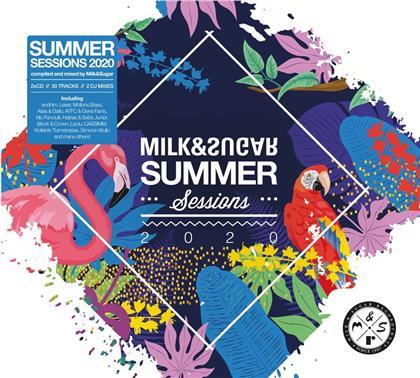 Summer Sessions 2020 by Milk & Sugar (2 CDs)