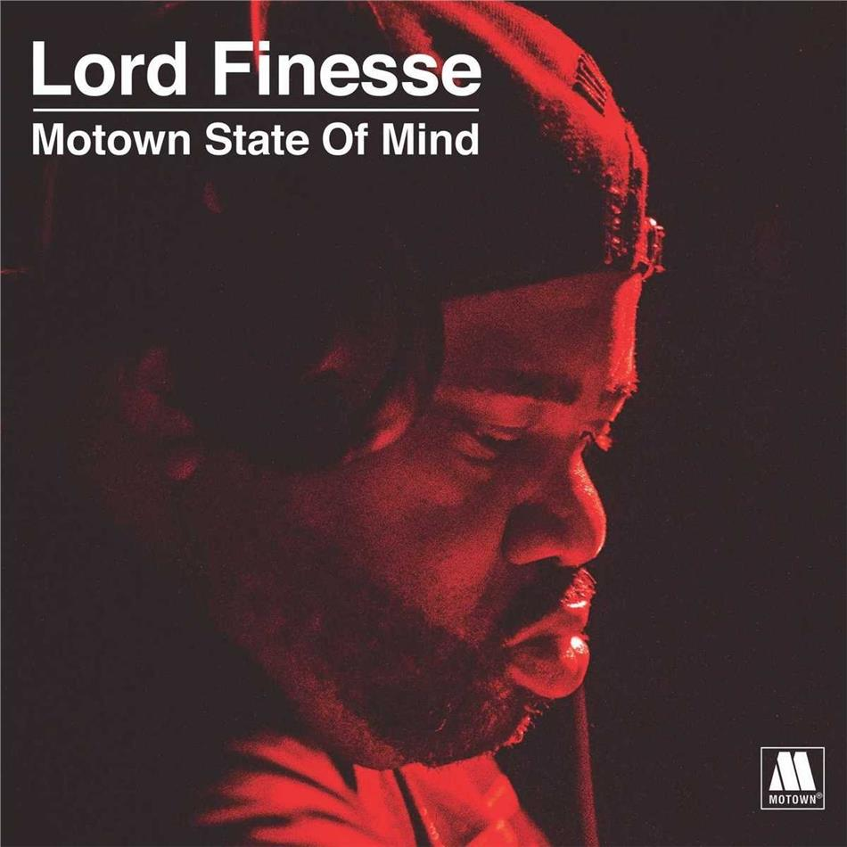 Lord Finesse Presents - Motown State Of Mind (Boxset, 7 LPs)