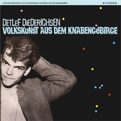 Detlef Diederichsen - Volkskunst Aus Dem Knabengebirge (LP)