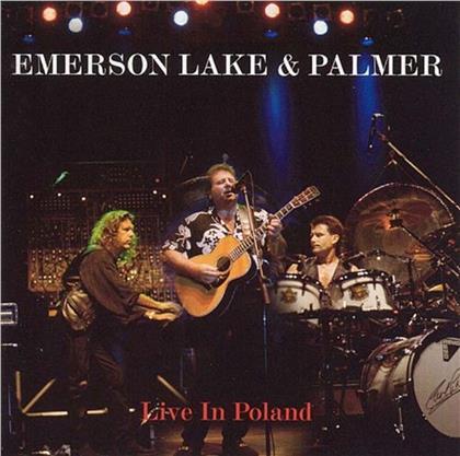 Emerson, Lake & Palmer - Live In Poland (2020 Reissue)