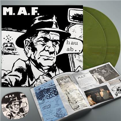 M.A.F. (Mut Aus Flaschen) - Hau Ab.. (2 LPs)