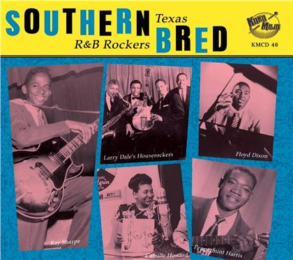 Southern Bred - Texas R & B Rockers Vol. 8