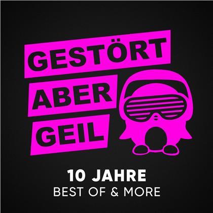Gestört Aber Geil - Best Of & More (Deluxe Edition, 3 CDs)