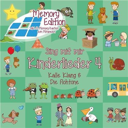 Klang Kalle & Die Flohtöne - Sing Mit Mir-Kinderlieder Vol. 4 (2020 Reissue)