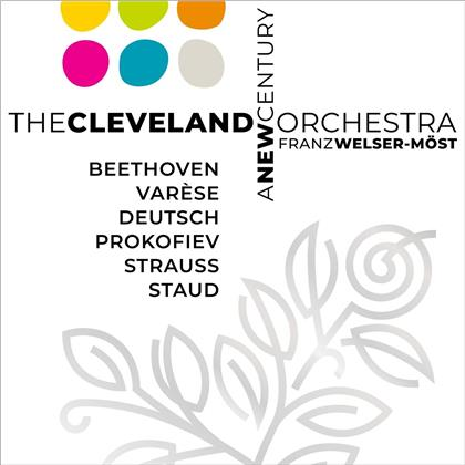 Cleveland Orchestra & Franz Welser-Möst - A New Century (3 SACDs)