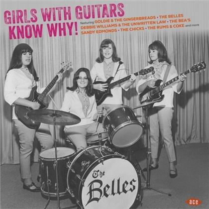 Girls With Guitars Know Why! (Transparent Violet Vinyl, LP)