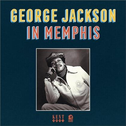 George Jackson - In Memphis 1972-77 (LP)