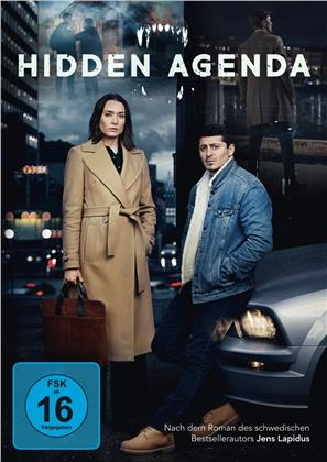 Hidden Agenda - Staffel 1 (2 DVDs)