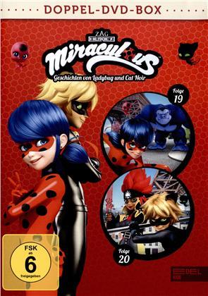 Miraculous - Vol. 19 + 20 (2 DVDs)