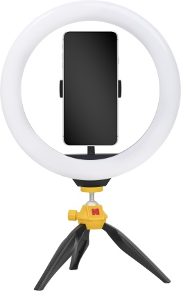 Kodak Selfie Ring Light [25 cm] for Smartphones