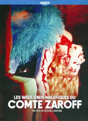 Les week-ends maléfiques du Comte Zaroff (1976) (Schuber, Digipack, Version Intégrale, Limited Edition, 4K Ultra HD + Blu-ray)