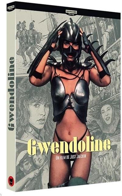 Gwendoline (1984) (Digibook, Limited Edition, 4K Ultra HD + Blu-ray)