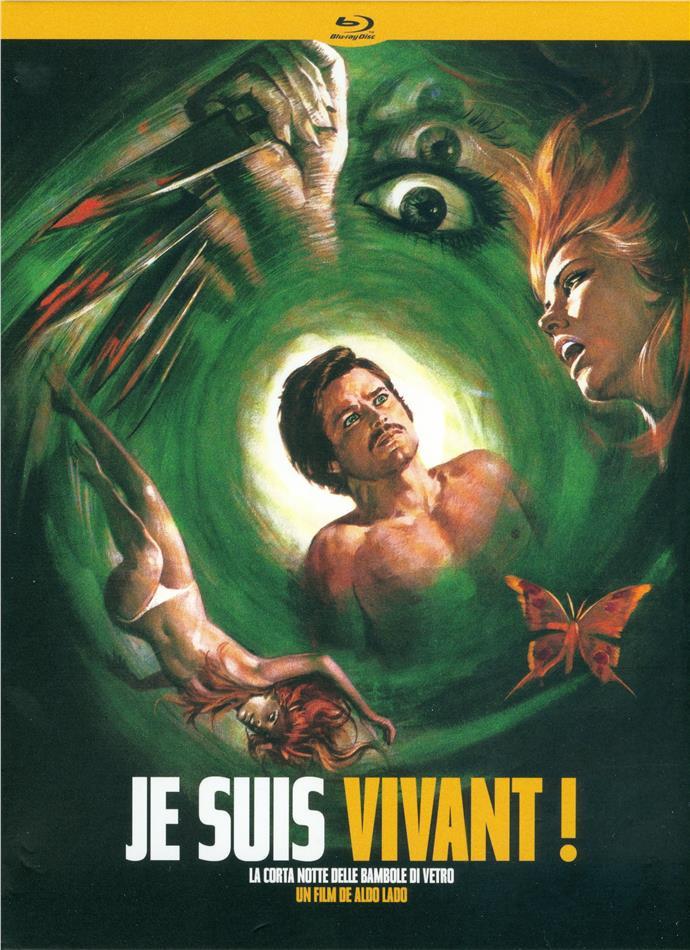 Je suis vivant! - La corta notte delle bambole di vetro (1971) (Version Intégrale, Schuber, Digipack, Edizione Limitata)